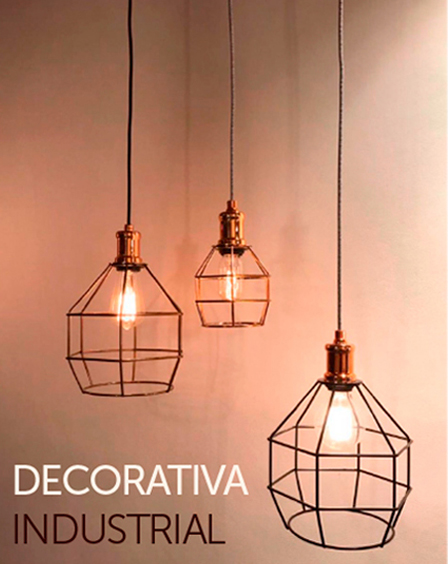 decorativa industrial